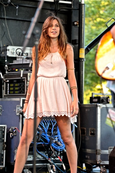 Houndmouth - 2014 XPoNential Music Festival Day One - The Marina Stage at Wiggins Park - Camden, NJ - July 25, 2014 - photo by Jim Rinaldi � 2014