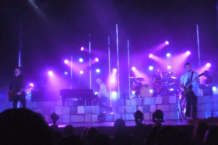 The Fray - The Music Box Theatre - Atlantic City, NJ - July 26, 2014 - photo by Ally Abramson � 2014