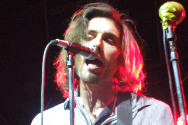 The All-American Rejects - Delaware Valley College - Doylestown, PA - April 25, 2014 - photo by Ally Abramson � 2014