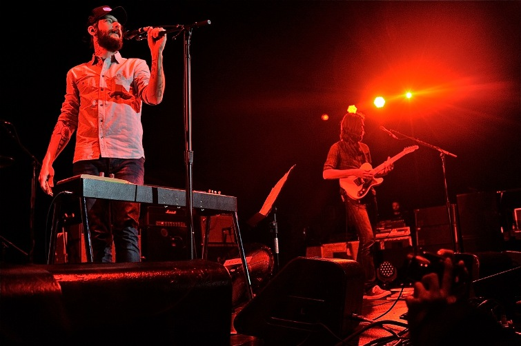 Band of Horses - 2014 XPoNential Music Festival Day Three - Susquehanna Bank Center - Camden, NJ - July 27, 2014 - photo by Jim Rinaldi � 2014