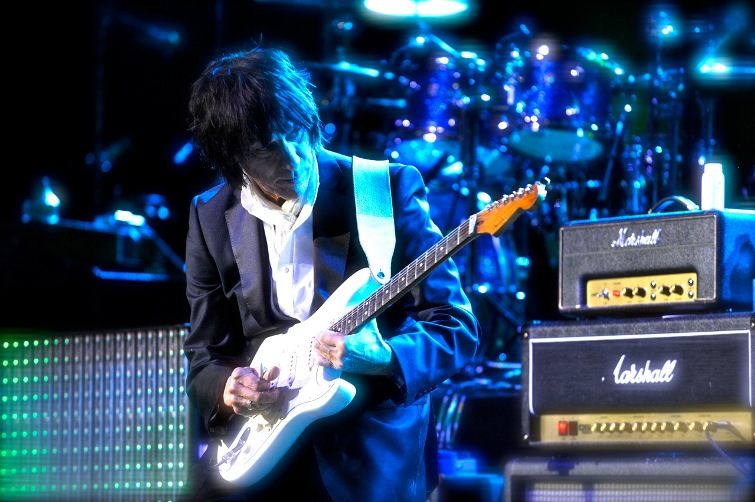Jeff Beck - Tower Theater - Philadelphia, PA - October 13, 2013 - photo by Jim Rinaldi � 2013