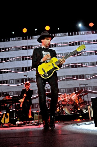 Beck - 2014 XPoNential Music Festival Day Three - Susquehanna Bank Center- Camden, NJ - July 27, 2014 - photo by Jim Rinaldi � 2014