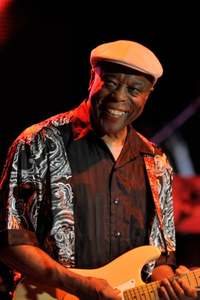 Experience Hendrix Concert featuring Buddy Guy - The Keswick Theater - Glenside, PA - March 21, 2014