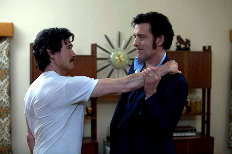 Billy Crudup and Clive Owen star in 'Blood Ties.'