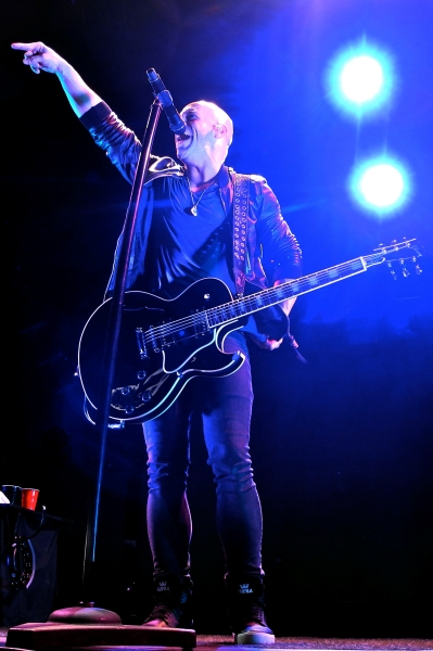 Daughtry - Susquehanna Bank Center - Camden, NJ - August 17, 2014 - photo by Ally Abramson � 2014