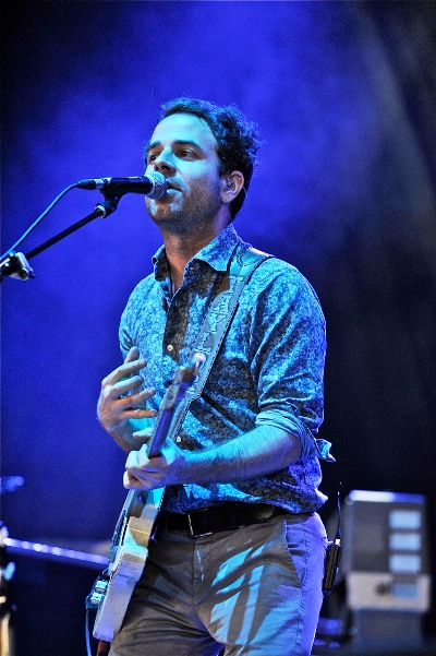 Dawes - 2014 XPoNential Music Festival Day Two - Susquehanna Bank Center - Camden, NJ - July 26, 2014 - photo by Jim Rinaldi � 2014