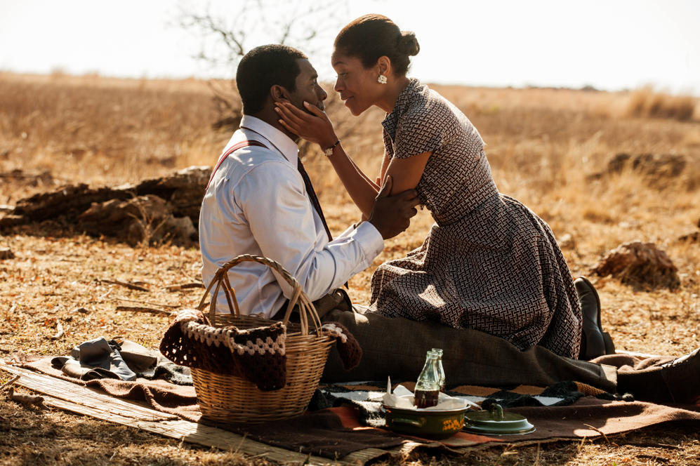 "Idris Elba stars as Nelson Mandela in ""Mandela: The Long Walk To Freedom"""
