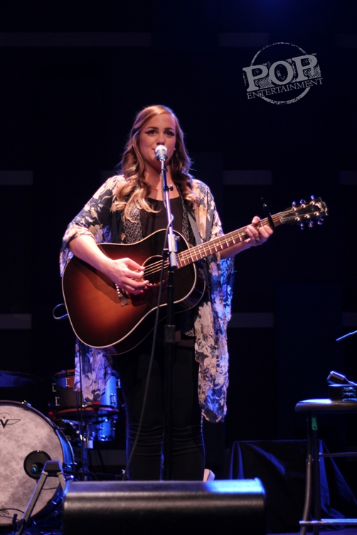 Emily Hearn plays at World Cafe Live, Philadelphia, on 5/2/15. Photo � 2015 Adam MacDonald. All rights reserved.