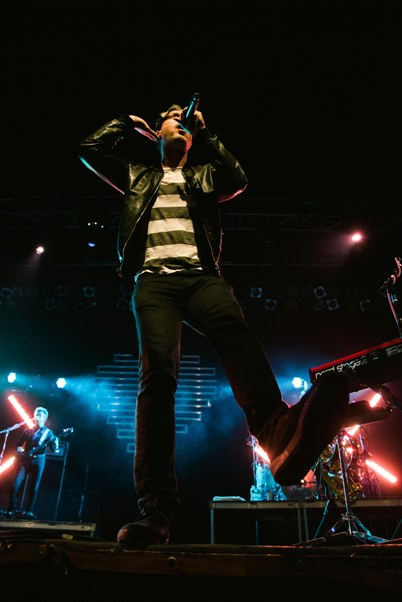 Fitz and the Tantrums - Electric Factory - Philadelphia, PA - November 1, 2013 - photo by Serge Levin � 2013