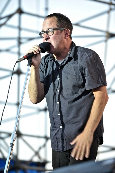 The Hold Steady - 2014 XPoNential Music Festival Day One - The River Stage at Wiggins Park - Camden, NJ - July 25, 2014 - photo by Jim Rinaldi � 2014