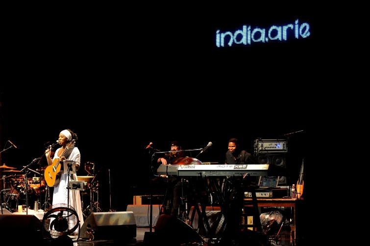 India.Arie - Keswick Theater - Glenside, PA - November 23, 2013 - photo by Jim Rinaldi � 2013