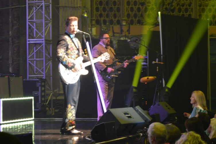 Chris Isaak - The Keswick Theatre - Glenside, PA - September 12, 2014 - photo by Jay S. Jacobs � 2014