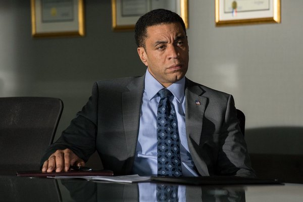 "THE BLACKLIST -- ""Pilot"" -- Pictured: Harry Joseph Lennix as Harold Cooper -- (Photo by: David Giesbrecht/NBC)"