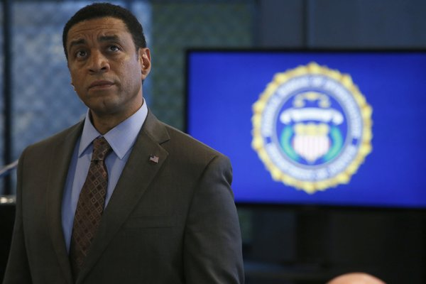 "THE BLACKLIST -- ""The Freelancer"" Episode 101 -- Pictured: Harry Joseph Lennix as Harold Cooper -- (Photo by: Will Hart/NBC)"