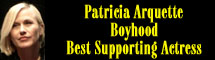 2015 Oscar Nominee - Patricia Arquette - Best Supporting Actress - Boyhood