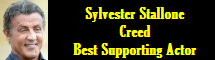 2016 Oscar Nominee - Sylvester Stallone - Best Supporting Actor - Creed
