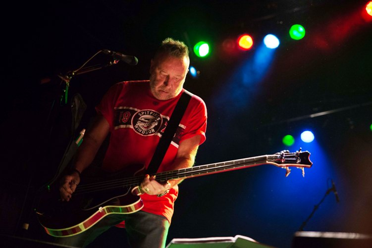 Peter Hook & the Light - The Trocadero - Philadelphia, PA - September 14, 2013 - photo by Serge Levin � 2013