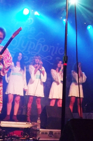 The Polyphonic Spree - Theater of Living Arts - Philadelphia, PA - July 5, 2013 - photo by Jay S. Jacobs � 2013