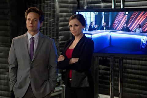 Scott Wolf and Rachael Leigh Cook star in Perception.