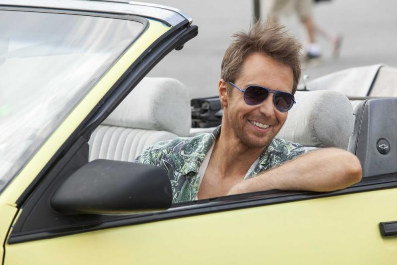 "Sam Rockwell stars in ""The Way Way Back."""