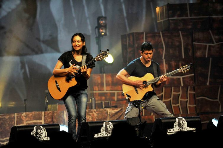 Rodrigo y Gabriela - Electric Factory - Philadelphia, PA - August 2, 2013 - photo by Jim Rinaldi � 2013