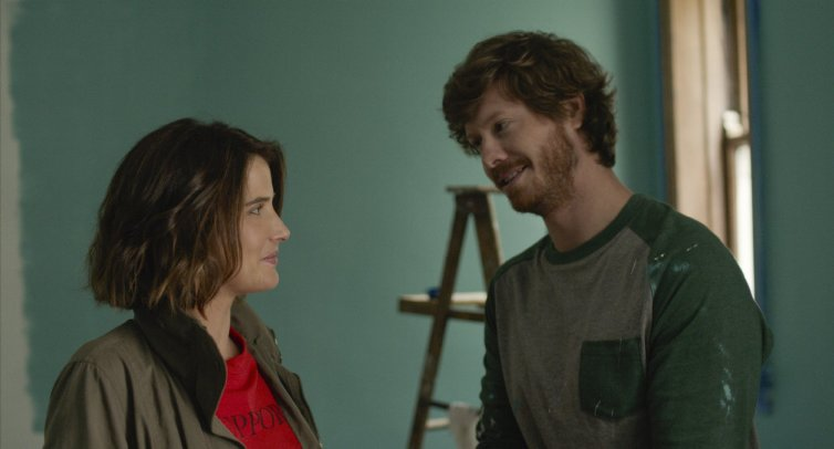 Cobie Smulders and Anders Holm star in �Unexpected.�