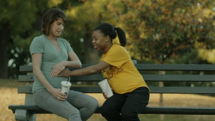 Cobie Smulders and Gail Bean star in �Unexpected.�