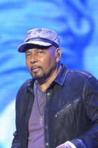 Aaron Neville - Wells Fargo Center - Philadelphia, PA - June 21, 2013 - photo by Jim Rinaldi � 2013