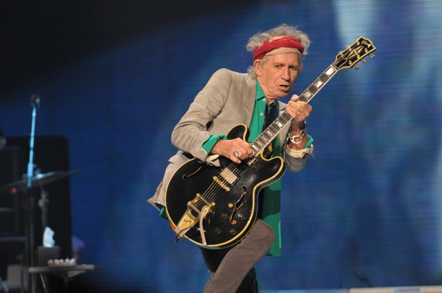 The Rolling Stones - Wells Fargo Center - Philadelphia, PA - June 21, 2013 - photo by Jim Rinaldi � 2013