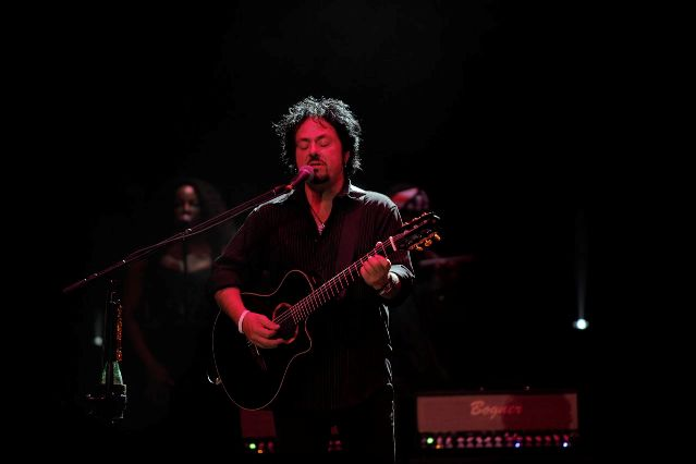 Toto - The Grand Opera House - Wilmington, DE - August 16, 2013 - photo by Jim Rinaldi � 2013