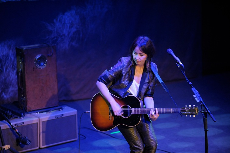 K.T. Tunstall - Union Transfer - Philadelphia, PA - September 27, 2013 - photo by Jim Rinaldi � 2013