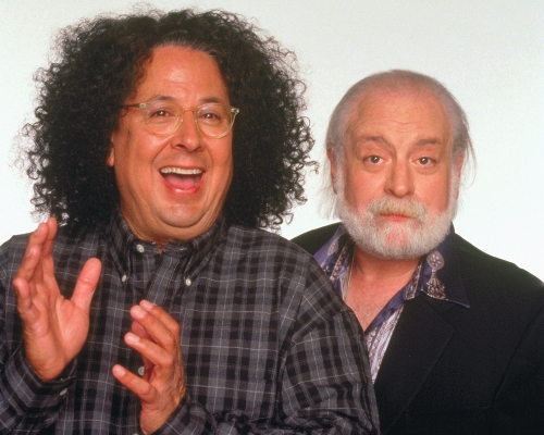 The Turtles: Mark Volman and Howard Kaylan