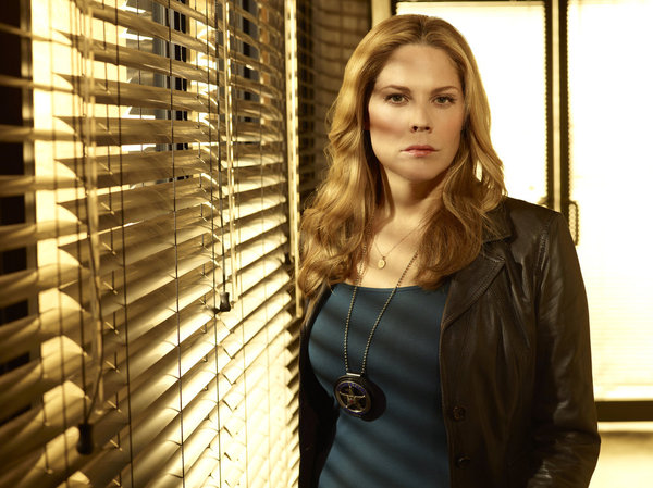 IN PLAIN SIGHT -- Season:4 -- Pictured: Mary McCormack as Mary Shannon -- Photo by: Robert Ascroft/USA Network