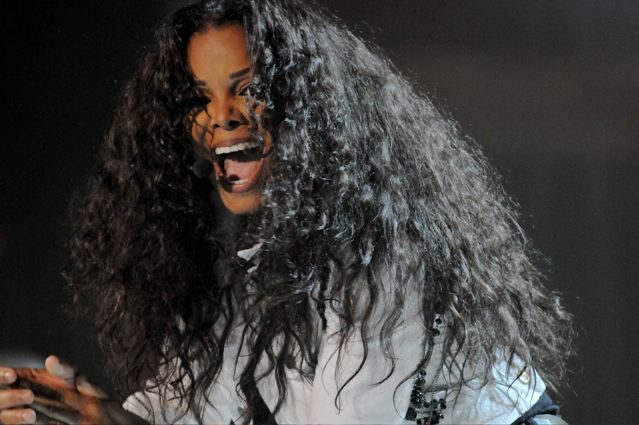 Janet Jackson - The Tower Theatre - Upper Darby, PA - August 11, 2011 - photo by Jim Rinaldi � 2011