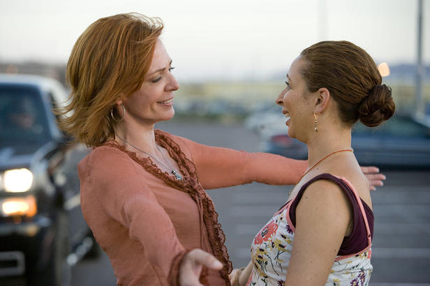 Allison Janney and Maya Rudolph in 'Away We Go.'