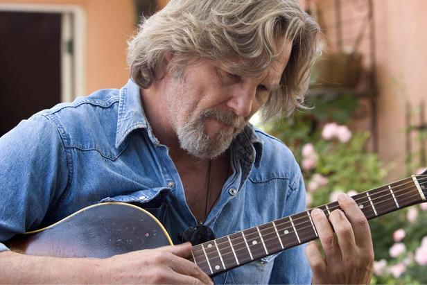Jeff Bridges stars as country singer Bad Blake in 'Crazy Heart.'