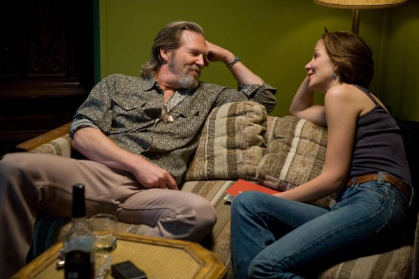 Jeff Bridges and Maggie Gyllenhaal in 'Crazy Heart.'