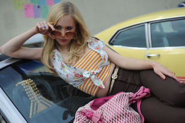 Juno Temple in DIRTY GIRL.
