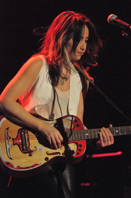 KT Tunstall - The Trocadero - Philadelphia, PA - November 26, 2010 - photo by Jim Rinaldi � 2010