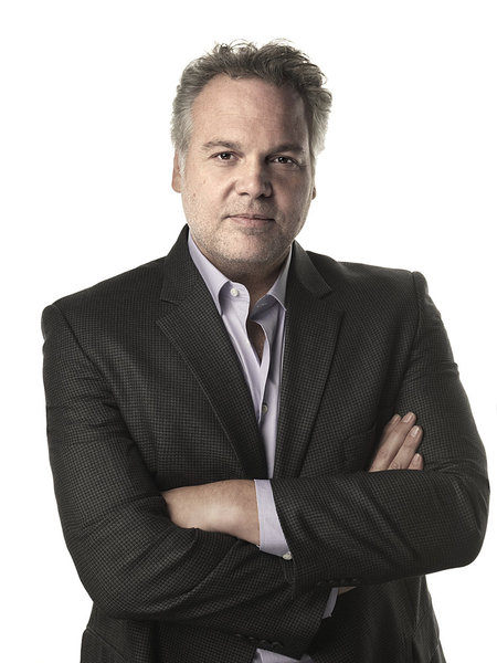 LAW & ORDER: CRIMINAL INTENT -- Season: 10 -- Pictured: Vincent D'Onofrio as Detective Robert Goren -- Photo by: Marco Grob/USA Network