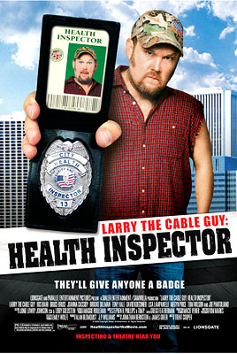 popentertainmentcom larry the cable guy health
