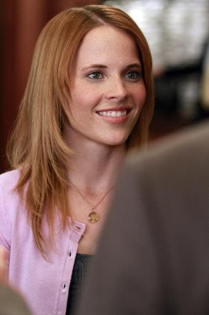 Katie Leclerc stars in the ABC Family Channel series SWITCHED AT BIRTH.