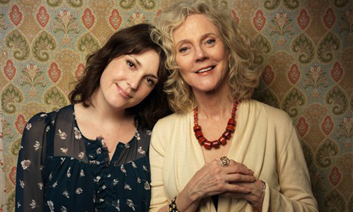 "Melanie Lynskey and Blythe Danner star in the movie ""Hello, I Must Be Going."""