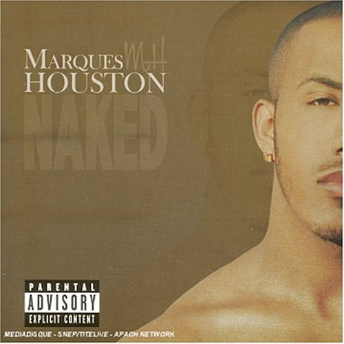 Marques Houston - Naked CD Cover