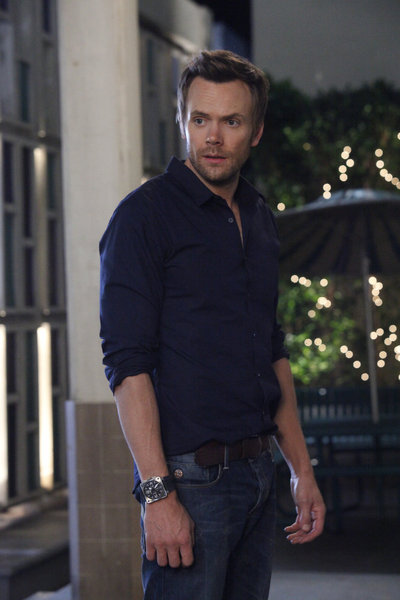 "COMMUNITY -- ""Competitive Ecology"" Episode 304 -- Pictured: Joel McHale as Jeff -- Photo by: Jordin Althaus/NBC"