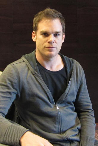 Michael C. Hall at the PEEP WORLD press day at the Andaz Hotel, West Hollywood, CA on March 8, 2011.