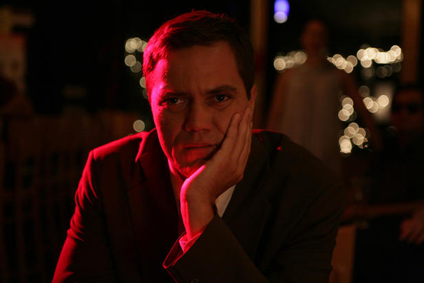 Michael Shannon in 'The Missing Person.'