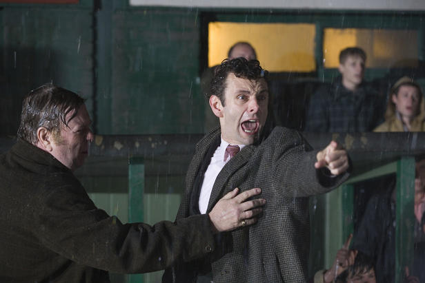 Michael Sheen in 'The Damned United.'