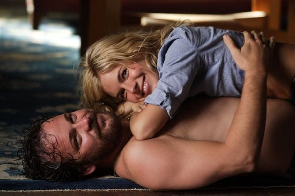 Peter Sarsgaard and Sienna Miller in 'The Mysteries of Pittsburgh.'