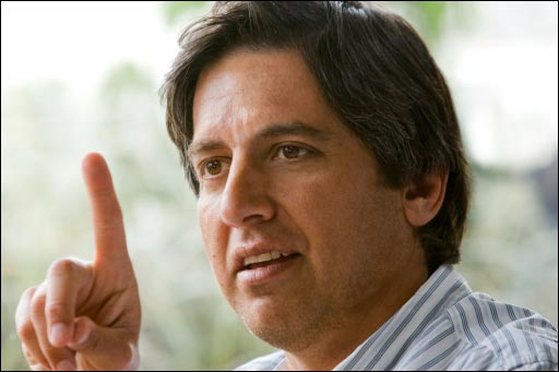 Ray Romano in MEN OF A CERTAIN AGE.